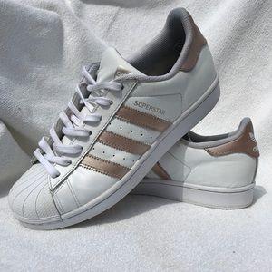 store adidas rose gold tennis shoes 7a19d 4226e